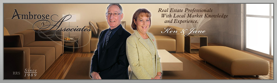 Ken and Jane Ambrose Keller Williams Elite Realty Maple Ridge BC
